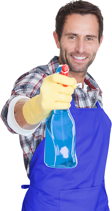 The cleaning team at Go Clear.